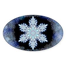 Snowflake Calendar - May Decal