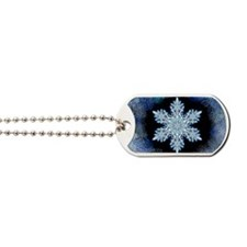 Snowflake Calendar - May Dog Tags