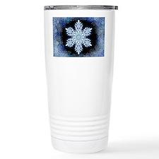 Snowflake Calendar - May Travel Mug