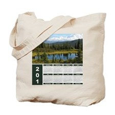 Denali 2012 Year At A Glance Tote Bag
