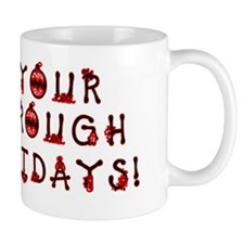dance you way through the holidays insi Small Mug