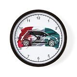 Mini car Wall Clocks