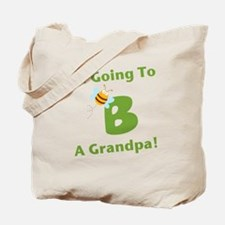 New Bee A grandpa_2-001 Tote Bag