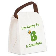 New Bee A grandpa_2-001 Canvas Lunch Bag