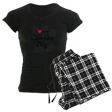 Canaan-Dog pajamas