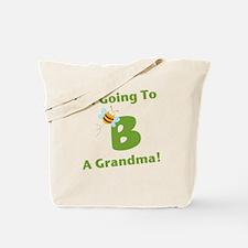 New Bee A grandma 2-001 Tote Bag