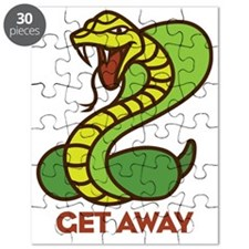 Honey Badger Cobra Get Away Puzzle