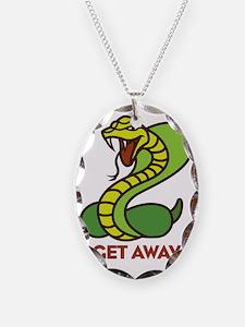 Honey Badger Cobra Get Away Necklace