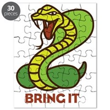 Honey Badger Cobra Bring It Puzzle
