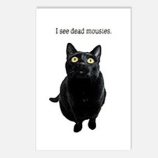 I See Dead Mousies Postcards (Package of 8)