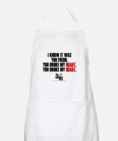 I Knew It Was You Apron