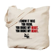 I Knew It Was You Tote Bag