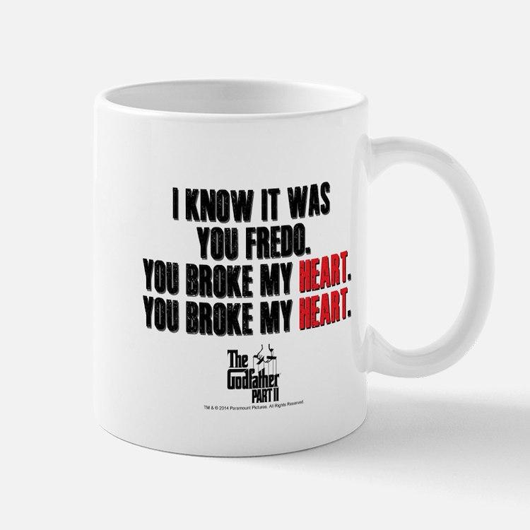 I Knew It Was You Mug