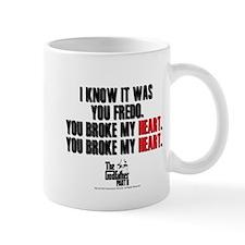 I Knew It Was You Small Mug