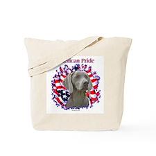Weimaraner Pride Tote Bag