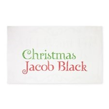 All I Want For Christmas Is Jacob B 3'x5' Area Rug