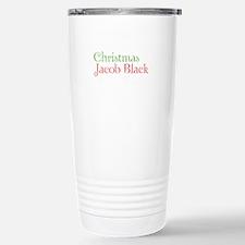 All I Want For Christmas Is Jac Travel Mug
