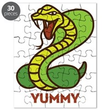 Honey Badger Cobra Yummy Puzzle