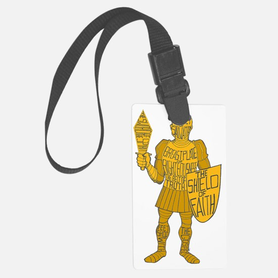 Funny Dave Luggage Tag