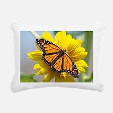 monsun_Mini Poster 92_V_ Rectangular Canvas Pillow