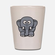 FBC Elephant ONLY Shot Glass