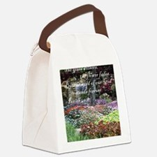 stands_forever Canvas Lunch Bag