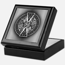 Celtic Knotwork Dragons Keepsake Box