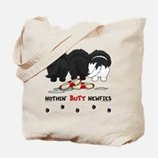 NewfieButtsNew Tote Bag