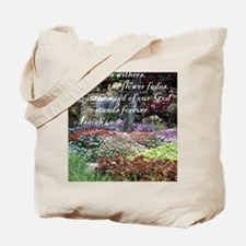 stands_forever Tote Bag