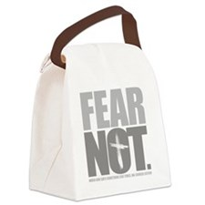 FearNot-4dark Canvas Lunch Bag