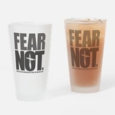 FearNot Drinking Glass