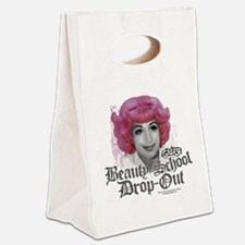 Beauty School Dropout Canvas Lunch Tote