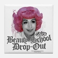 Beauty School Dropout Tile Coaster