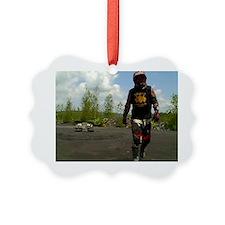 wasteland warrior Ornament