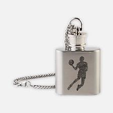 jordan grey Flask Necklace