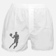 jordan grey Boxer Shorts