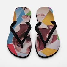 1basset Flip Flops