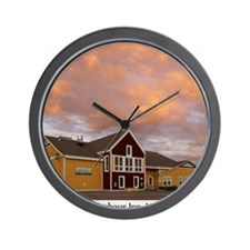 11D-05273a-image Wall Clock