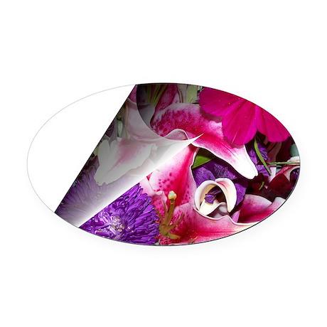 967 - Copy Oval Car Magnet