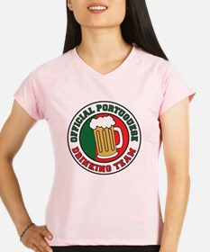 Portuguese Drinnking Team Performance Dry T-Shirt