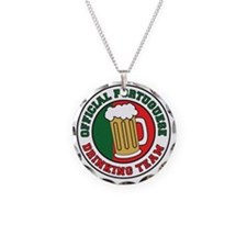 Portuguese Drinnking Team Necklace