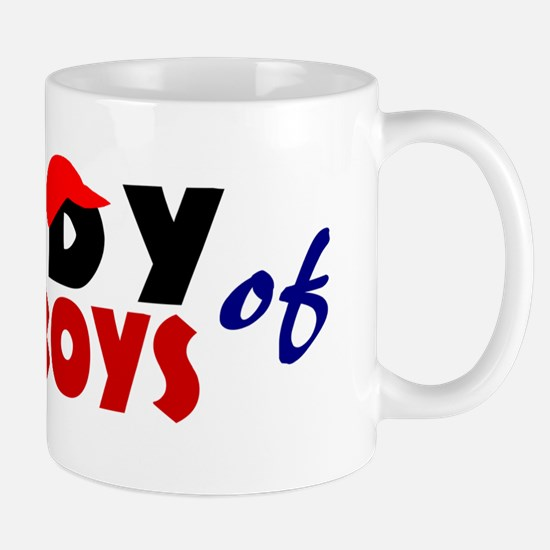 Daddy of twin boys Mug