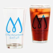 dont-uglx Drinking Glass