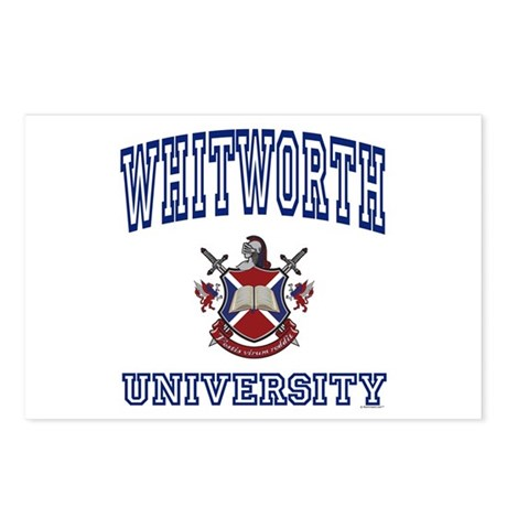 WHITWORTH University Postcards (Package of 8)