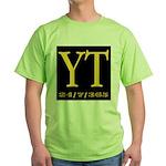 YT 24/7/365 Green T-Shirt