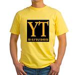 YT 24/7/365 Yellow T-Shirt