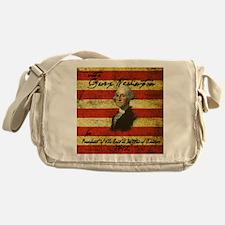 Washington Messenger Bag