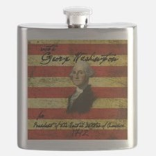 Washington Flask