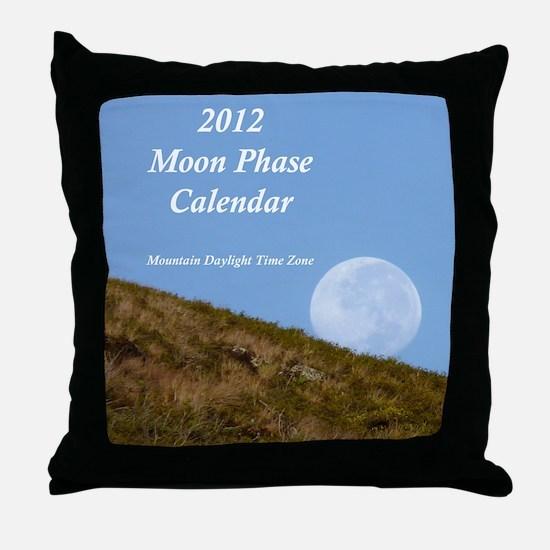 2012_R_calcov_MDT Throw Pillow
