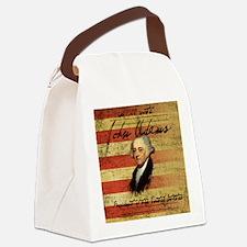 Adams Canvas Lunch Bag